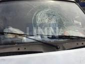 """На Бориспольском шоссе мужчина бросился под """"Газель"""" - фото 1"""