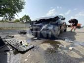 В Киеве произошла тройная ДТП: один из участников сначала скрылся с места аварии, но через полчаса вернулся - фото 6
