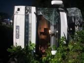 В Ровенской области ночью перевернулся пассажирский автобус - фото 1
