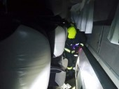 В Ровенской области ночью перевернулся пассажирский автобус - фото 4