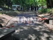 На территории психиатрической больницы разбился насмерть мужчина, сорвавшись с высоты - фото 3