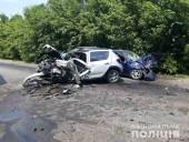 В Харьковской области произошло смертельное ДТП: четверо госпитализированы, среди них - двухлетняя девочка - фото 1