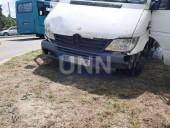 В Броварах водитель грузовика вылетел на встречную полосу и сбил мопед: как минимум один человек погиб - фото 3