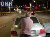 В Киеве пьяный водитель устроил двойную ДТП - фото 2