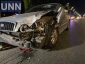 В Киеве пьяный водитель устроил двойную ДТП - фото 5