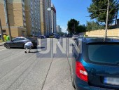В Киеве беременная вместе с двумя маленькими детьми попала в ДТП - фото 5
