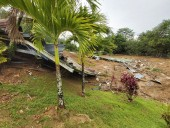 Впервые за 40 лет: сильные дожди в Коста-Рике унесли жизни двух человек - фото 2