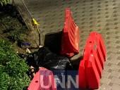 В Киеве в реке обнаружили окровавленное тело мужчины - фото 4