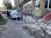 """Из-за столкновения автомобилей в столице - машины """"разбросало"""" в разные стороны - фото 2"""