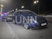 Несколько автомобилей влашувалы ДТП недалеко от моста Метро в Киеве - фото 4