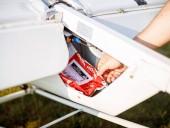 Впервые в Украине: Новая почта протестировала доставку посылки беспилотным летательным аппаратом - фото 4