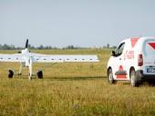 Впервые в Украине: Новая почта протестировала доставку посылки беспилотным летательным аппаратом - фото 5