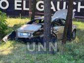 ДТП в районе Кольцевой: машины выбросило на обочину - фото 9