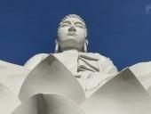 В Бразилии открыли статую Будды, которая выше статуи Христа в Рио-де-Жанейро - фото 2