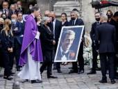 Похороны Жан-Поля Бельмондо: трогательное прощание - фото 1