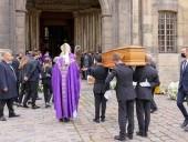 Похороны Жан-Поля Бельмондо: трогательное прощание - фото 3
