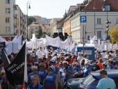 В Варшаве тысячи медиков вышли на акцию протеста - фото 3