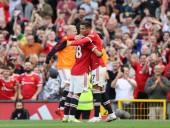 """Роналду оформил дубль в первой игре после возвращения в """"Манчестер Юнайтед"""" - фото 1"""