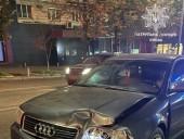 В столице пьяный водитель устроил ДТП и травмировал двух патрульных - фото 2