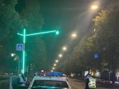 В столице пьяный водитель устроил ДТП и травмировал двух патрульных - фото 1