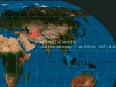 В Иране произошло землетрясение магнитудой 5,1 - фото 1