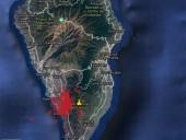 На испанском острове Пальма началось извержение вулкана: объявлена эвакуация - фото 1
