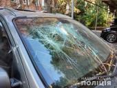 Забросал камнями авто полиции, а затем ударил ножом правоохранителя: в Одессе со стрельбой задержали 22-летнего мужчину - фото 3