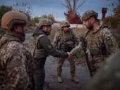 Зеленскому на передовой доложили об оперативной ситуации и показали противодроновое ружье - фото 6