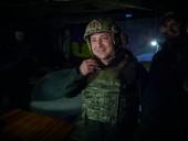 Зеленскому на передовой доложили об оперативной ситуации и показали противодроновое ружье - фото 3