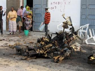 Вибух в Сомалі: є загиблі