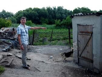 О.Ляшко в Fb похвастался, что туалет- первое, что он построил своими руками