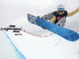Sochi 2014: Due to the poor condition of half-pipe snowboarders training canceled