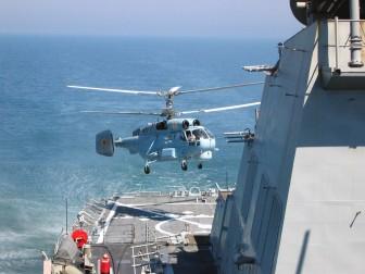 Все командование ВМС написало рапорты на увольнение