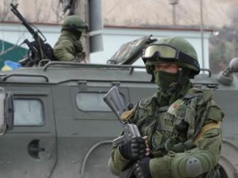 Проникновение военизированных групп из Крыма в Славянск маловероятно - Д.Тымчук