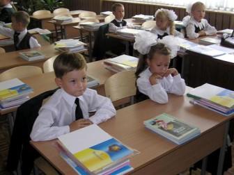 Сьогодні в українські школи пішли 3,5 млн учнів