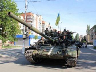 П.Порошенко отдал приказ армии прекратить огонь