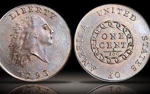 одноцентовая монета редкая