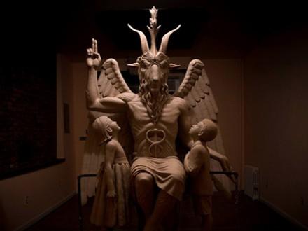 У США відкрили пам'ятник Сатані