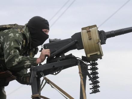 В Луганске снова активизировались боевые действия
