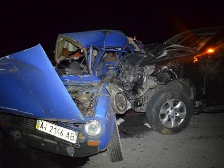 УЖитомирській області вДТП загинули шість людей