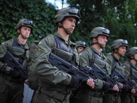 Нацгвардія і поліція охоронятимуть суди