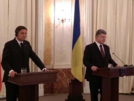 Президент Словении поддержал введение долгосрочных санкции против России