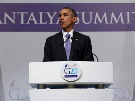 Обама: Початок наземної операції вСирії був бипомилкою