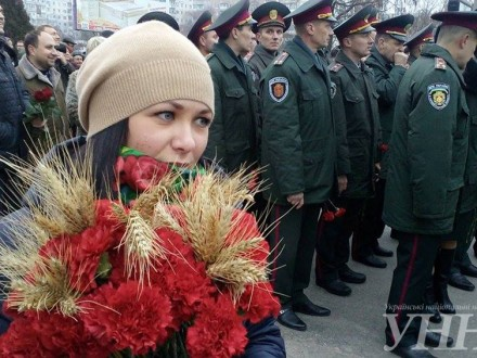ВУкраїні вшанували пам'ять жертв голодоморів
