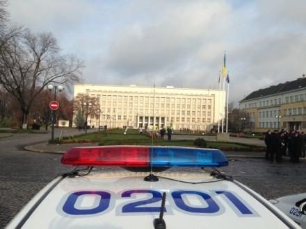 ВУжгороді прийняли присягу нові поліцейські