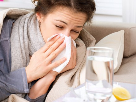 Кількість хворих на грип в Україні перевищила 1,3 млн осіб