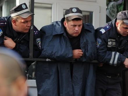Зпочатку року вУкраїні звільнено 47 тис. правоохоронців