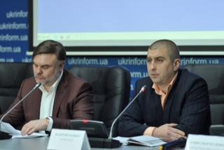 Участники АТО создали новую партию: Единый Союз Патриотов Украины