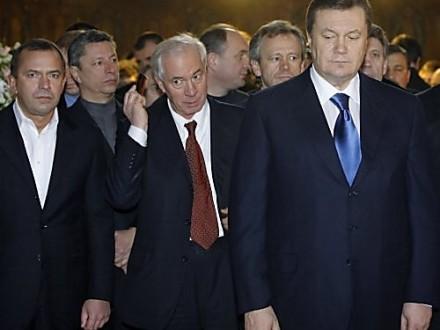 WSJ: Санкції зпоплічників Януковича можуть зняти через інертність Києва