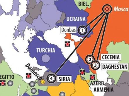 Итальянское издание должно изменить карту на которой Крым указан в составе РФ- МИД